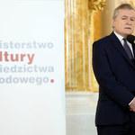 MKiDN: 400 mln zł na walkę ze skutkami pandemii. Powołano Fundusz Wsparcia Kultury