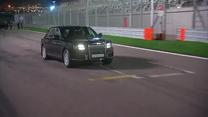 Mknął niczym Lewis Hamilton. Prezydent Władimir Putin przewiózł prezydenta Egiptu po torze Formuły 1 w Soczi