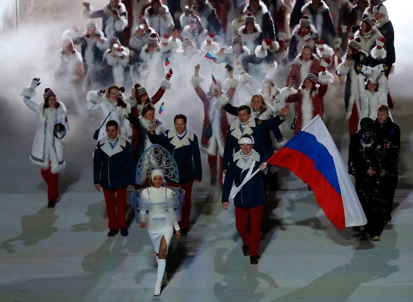MKOl wyrzucił reprezentację Rosji z igrzysk olimpijskich w Pjongczangu z powodu stosowania i utajniania dopingu /AFP