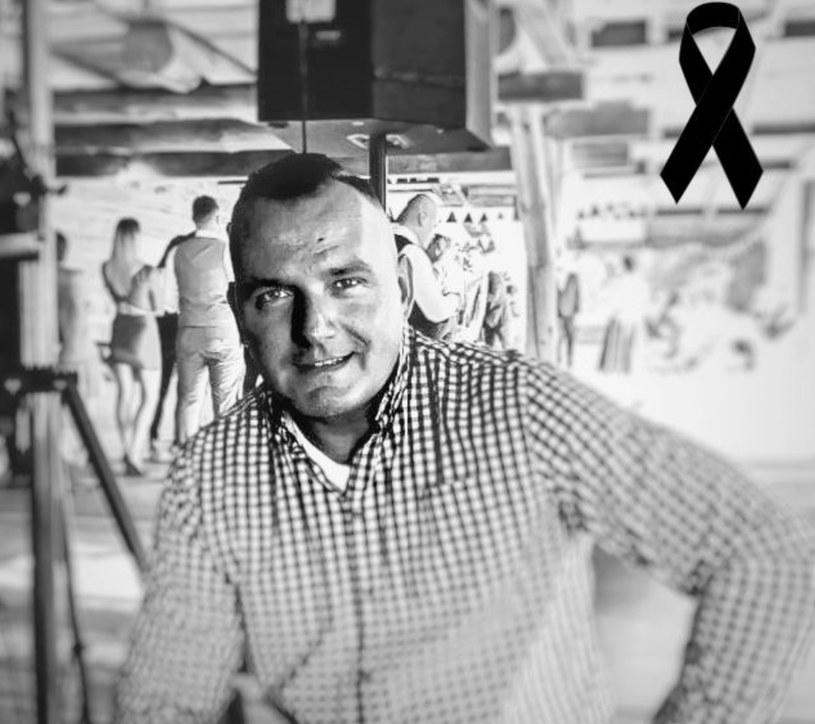 Mł. asp. Michał Kędzierski zginął na służbie /Policja