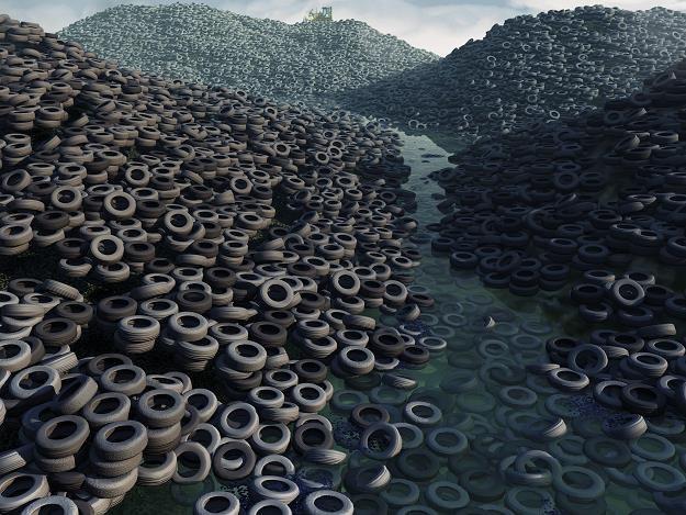"""""""Mlada Fronta Dnes"""" napisała o przywozie niebezpiecznych odpadów z Polski /©123RF/PICSEL"""