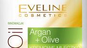 Mleczko nawilżająco-odżywcze Argan&Olive