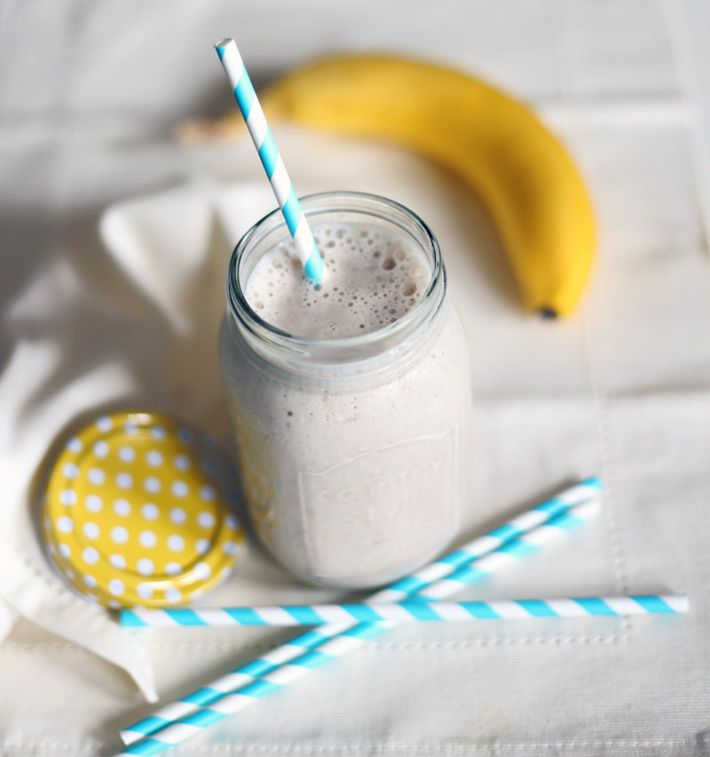 mleko bananowe /© Photogenica