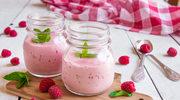 Mleko i owoce - połączenie doskonałe