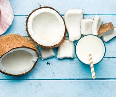 Mleko kokosowe: Doskonale wpływa na zdrowie i urodę