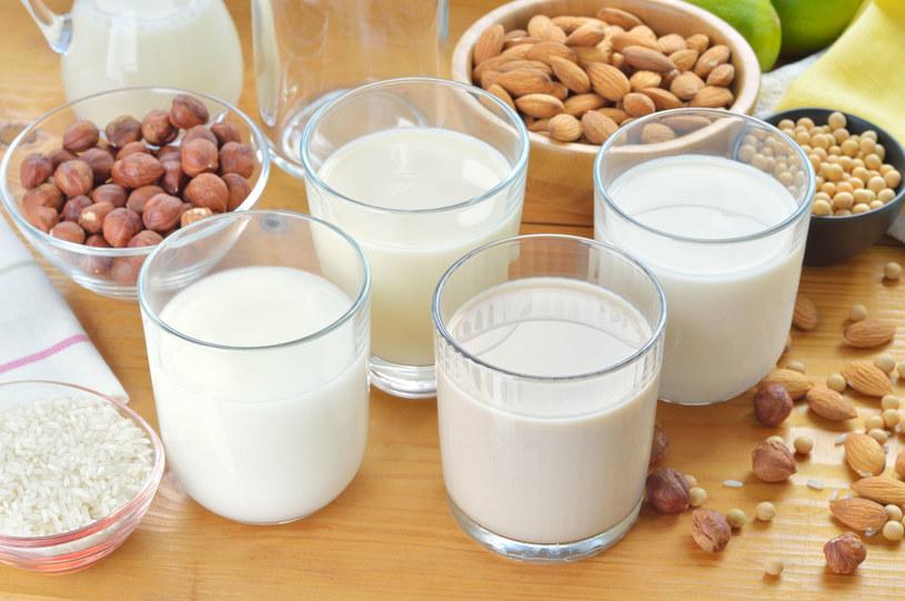 Mleko roślinne - który rodzaj wybrać? /123RF/PICSEL