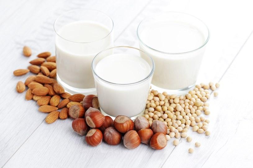 """""""Mleko"""" roślinne może być smaczniejsze od zwykłego /123RF/PICSEL"""