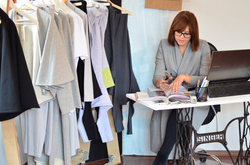 Młoda projektantka Lidia Panfil zbudowała etyczną markę odzieżową z prawdziwego zdarzenia /Styl.pl/materiały prasowe
