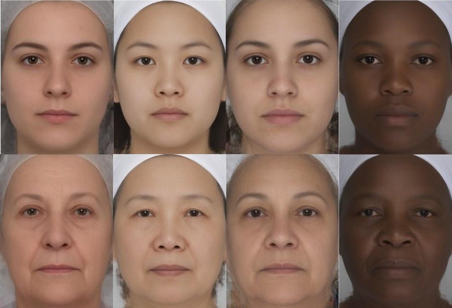 Młode i starsze kobiety z Francji (po lewej), Chin, Ameryki Łacińskiej i Afryki Południowej /Aurélie Porcheron /Materiały prasowe