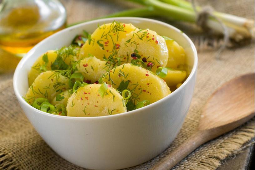 Młode ziemniaki /123RF/PICSEL