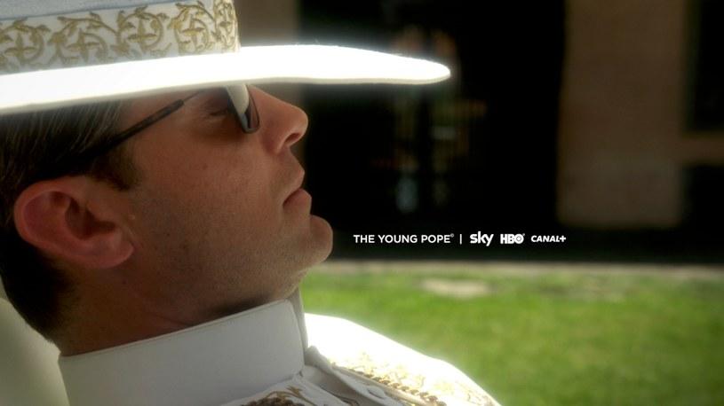 """""""Młody papież"""" /HBO"""