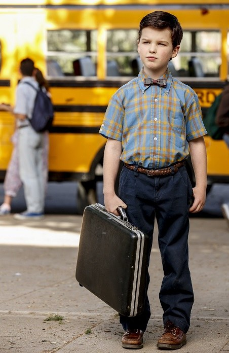 """Młody Sheldon"" /HBO"