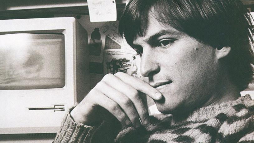 Młody Steve Jobs /materiały prasowe