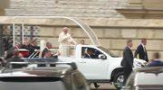 Młodzi ludzie z całego świata powitali papieża w Krakowie