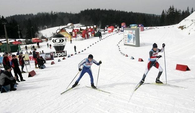 Młodzi narciarze idą w ślady Justyny Kowalczyk. /Informacja prasowa
