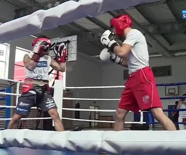 Młodzi pięściarze na gali Polsat Boxing Promotions (POLSAT SPORT). Wideo