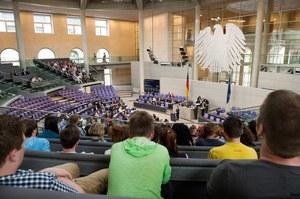 Młodzi Polacy mogą ubiegać się o staż w Bundestagu