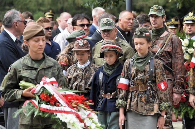 Młodzież pamięta! / Tomasz Gzell    /PAP