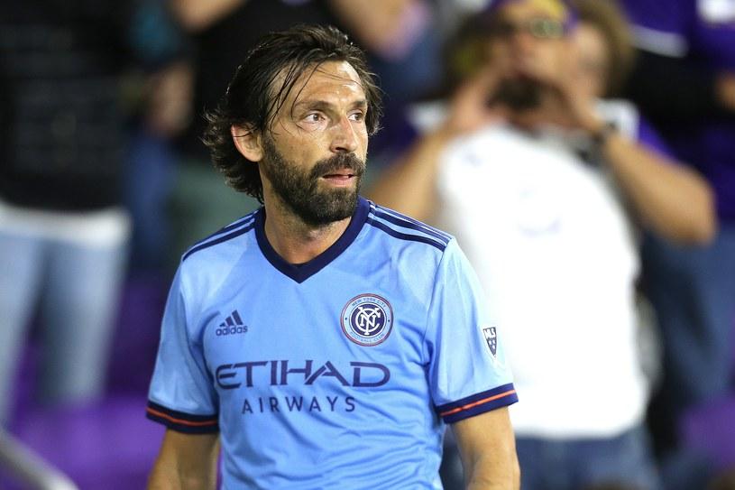MLS słynie z zatrudniania sławnych, ale już sędziwych zawodników z najlepszych lig Europy. Na zdjęciu Andrea Pirlo /AFP