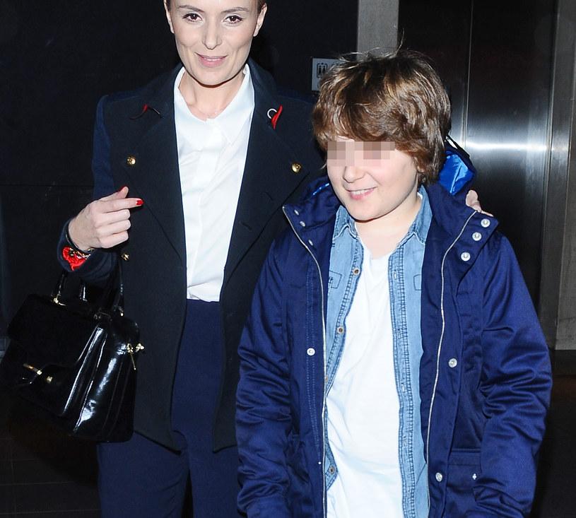 Mlynkova z synem /- /MWMedia