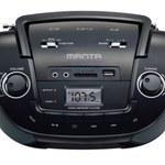 MM208 BoomBox - nowy radioodbiornik Manty