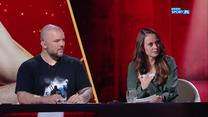 MMA. Jaki plan na walkę o pas mają Marian Ziółkowski i Maciej Kazieczko? (POLSAT SPORT). Wideo