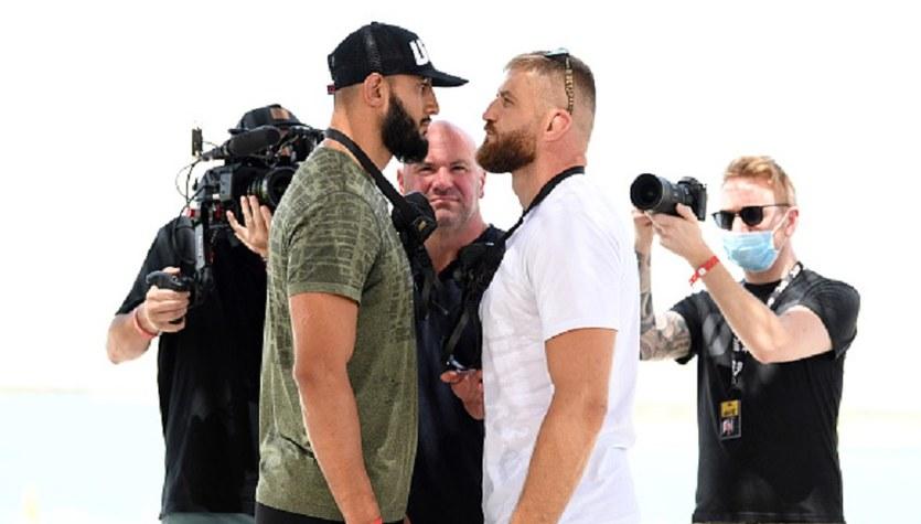 MMA. Jan Błachowicz przed szansą na tytuł mistrza UFC. Na przeszkodzie stoi Dominick Reyes