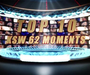 MMA. KSW 62: Najlepsze momenty gali (POLSAT SPORT) Wideo