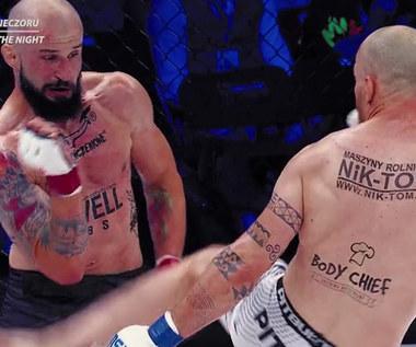 MMA. KSW 62: Organizacja przyznała bonusy (POLSAT SPORT) Wideo