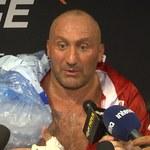 MMA. Marcin Najman odpowiedział na krytykę Dariusza Michalczewskiego