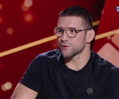 MMA. Mateusz Gamrot: Nigdy nie ukrywałem, że moim celem jest pas UFC (POLSAT SPORT). Wideo