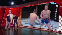 MMA. Mateusz Gamrot - Scott Holtzman: Analiza zwycięstwa Polaka (POLSAT SPORT). Wideo