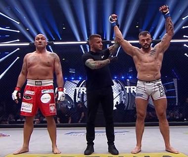 """MMA. Paweł """"Trybson"""" Trybała wygrywa na gali FFF2"""