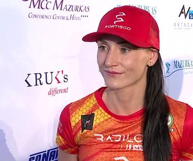 MMA. Róża Gumienna: Lubię oglądać swoje walki (POLSAT SPORT). Wideo