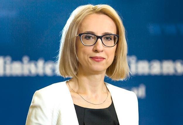Mminister finansów, Teresa Czerwińska /Informacja prasowa