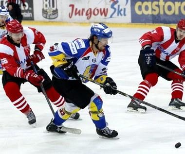 MMKS Podhale Nowy Targ - Comarch Cracovia 2-4 w ćwierćfinale PLH