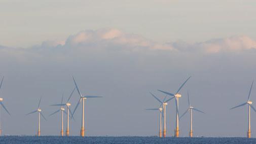 Mniej miejsca na morskie farmy wiatrowe na Bałtyku