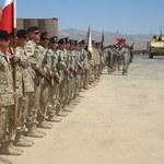 Mniej polskich żołnierzy w Afganistanie