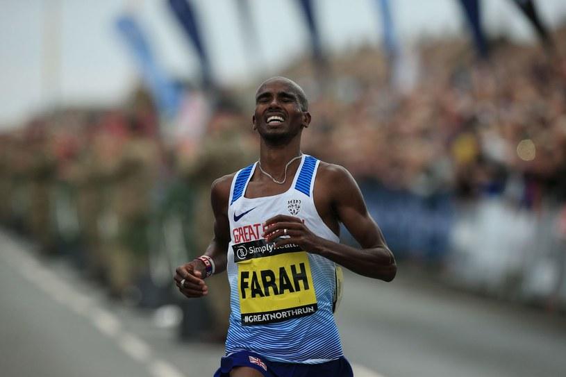 Mo Farah /AFP