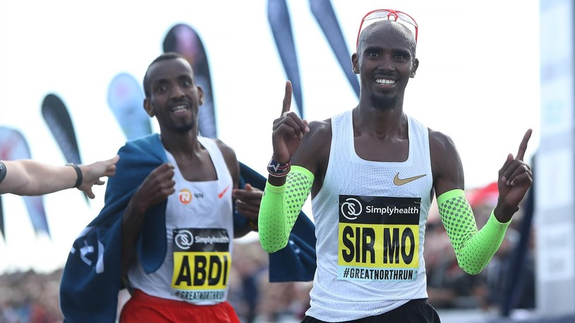 Mo Farah /Getty Images