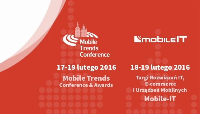 Mobile Trends Conference odbędzie sie w dniach 17-19 lutego 2016 /materiały prasowe