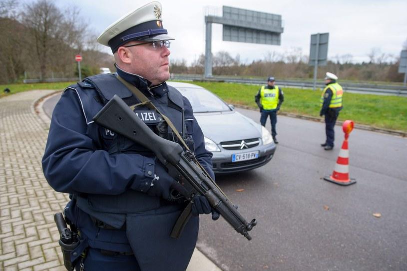 Mobilizacja w służbach - reakcja Niemiec na zagrożenie terroryzmem /PAP/EPA