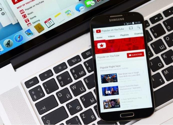 Mobilna aplikacja YouTube też zostanie wyposażona w Dark Mode /123RF/PICSEL