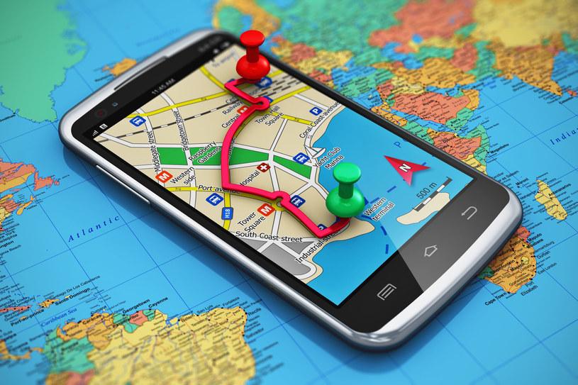 Mobilna nawigacja - zdjęcie ilustracyjne /123RF/PICSEL
