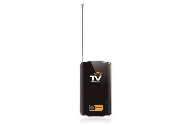 Mobilny dekoder M-T 5000 /materiały prasowe