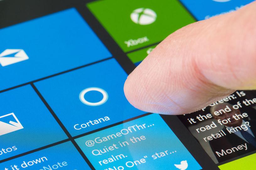 Mobilny dział Microsoftu wiąże nadzieje z Windowsem 10 ? /123RF/PICSEL