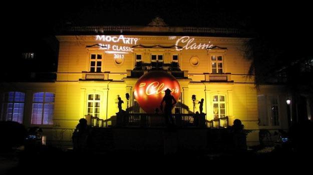MocArty 2011 rozdawane są w Pałacu Sobańskich, fot. Michał Dukaczewski /RMF FM