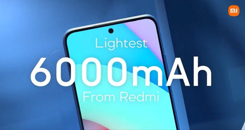 Mocna bateria będzie atutem Redmi 10 Prime Fot. Manu Kumar Jain /materiał zewnętrzny