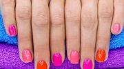 Mocne paznokcie po hybrydzie