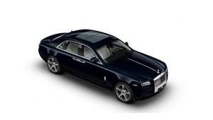 Mocniejszy Rolls-Royce Ghost